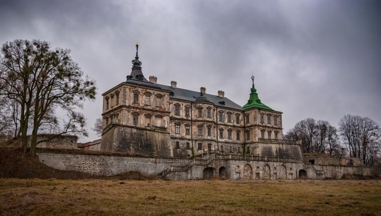 Pidhirtsi_Castle